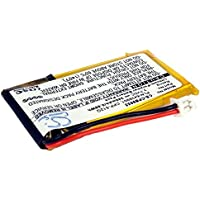 Amsahr Batterie de rechange pour Plantronics 64327–01, 64399–01, 65358–01, CS50USB, SC60 Casque, CS50/CS55, HL10, CS351N, CS361N, CS50 USB, CS - 60