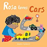 Best Books About Kindergartens - Rosa Loves Cars (All About Rosa) Review