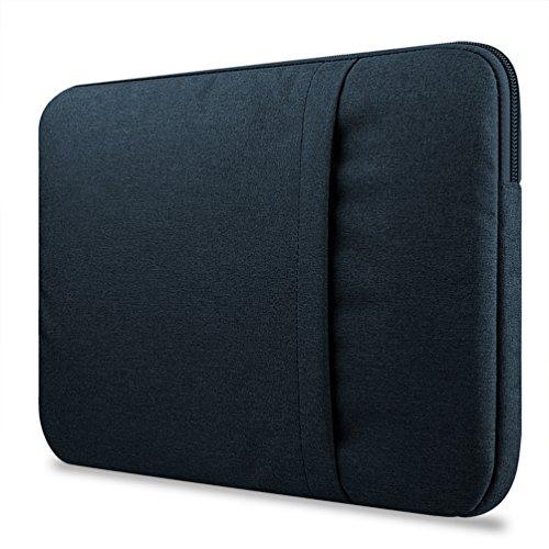 "TieNew 15,4 Zoll Laptophülle Notebook Hülle Tasche für 15-15,4"" Lenovo IdeaPad 320 520 720 Thinkpad T580 E580/HP 15 Pavilion 15 Spectre x360 15 ENVY 15/Dell Vostro Inspiron 15"
