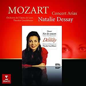 arias concert dessay guschlbauer mozart natalie Mozart: airs de concert | wolfgang amadeus mozart par natalie dessay to stream in hi-fi, or to download in true cd quality on qobuzcom.