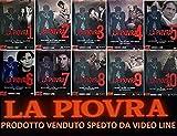 LA PIOVRA La Serie Completa Stagioni 01-10 - (10 Box + Libretto 25 DVD) Edizione Italiana