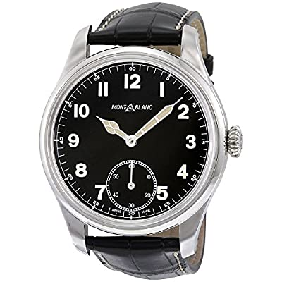 Montblanc 1858 Limited Edition Watch Men's Manual 44 mm 113860