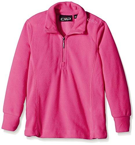 CMP Mädchen Fleece Shirt, Magenta, 140, 3G28235 (Echte Kinder-fleece)