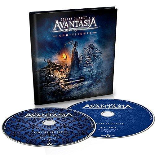 Ghostlights 2 CD digibook by AVANTASIA