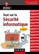 Tout sur la sécurité informatique - 4e éd. de Jean-François Pillou