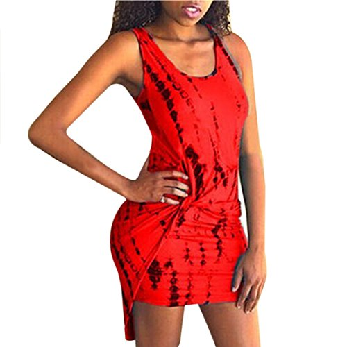 Qiyun Material: Cotton Blend–Robe pour femme Rouge