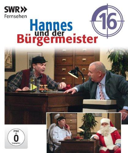 Hannes und der Bürgermeister - Teil 16 [Blu-ray]