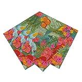 Talking Tables - Confezione di tovaglioli di Carta, Modello: Tropical Fiesta, 20 Pezzi, 33 cm