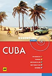 Cuba (AA Essential Spiral Guides) (AA Essential Spiral Guides) by Andrew Forbes (2008-01-15)