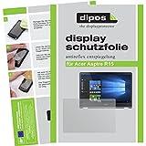 dipos I 2X Schutzfolie matt passend für Acer Aspire R15 Folie Bildschirmschutzfolie