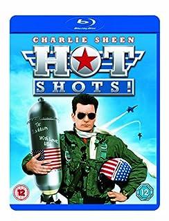Hot Shots! [Blu-ray] [1991] [Region Free] (B00C2QPOT2) | Amazon price tracker / tracking, Amazon price history charts, Amazon price watches, Amazon price drop alerts