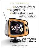 Problem Solving with Algorithms and Data Structures Using Python - Bradley N. Miller, David L. Ranum