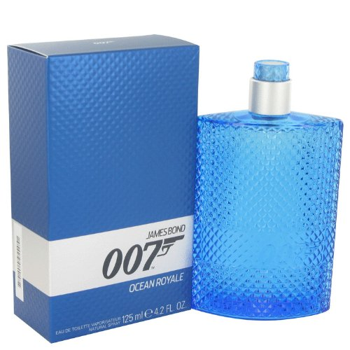 James Bond James Bond 007 Ocean Royale Eau de Toilette Spray – 125 ml/4.2oz