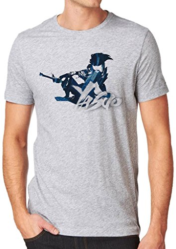 League of Legends Yasuo Shirt Custom Made T-shirt (S)