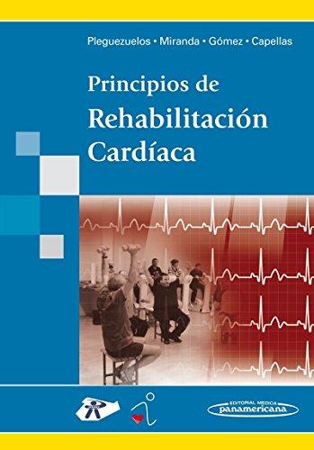 Descargar Libro Principios de Rehabilitació Cardíaca de Eulogio Pleguezuelos Cobo