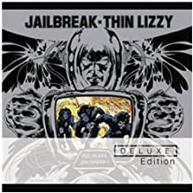 Jailbreak: Deluxe Edition Deluxe Edition Edition by Thin Lizzy (2011) Audio CD