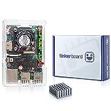 [SmartFly] Tinker Board tinkerboard RK3288 SOC 1.8GHz Quad Core CPU, Mali-T764 GPU, 2GB Thinker Board