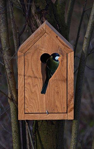 Luxus-Vogelhaus 46760e Designer Nistkasten für Vögel