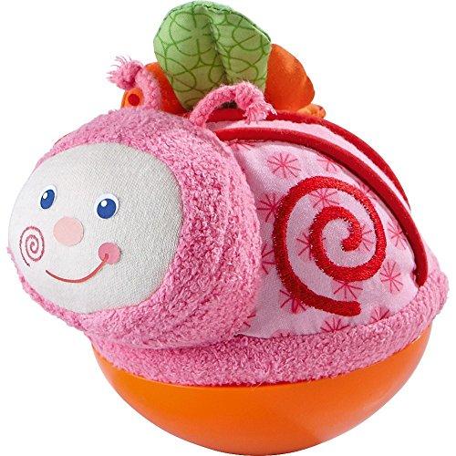Haba 302572 - Stehauffigur Schnecke, Kleinkindspielzeug