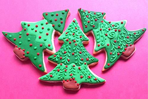 KENIAO Árbol Navidad Cortadores Galletas Invierno