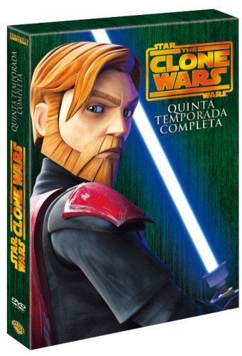 Star Wars: The Clone Wars - Temporada 5 Completa --- IMPORT ZONE 2 ---