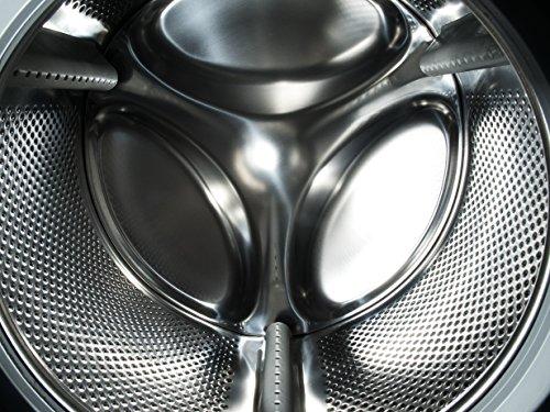 Bauknecht WAK 83 Waschmaschine FL / A+++ / 193 kWh/Jahr / 1400 UpM / 8 kg / 11000 L/Jahr / Mengenautomatik /Unterbaufähig / weiß - 7