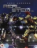 Real Steel - Limited Edition Steelbook [Edizione: Regno Unito] [Edizione: Regno Unito]