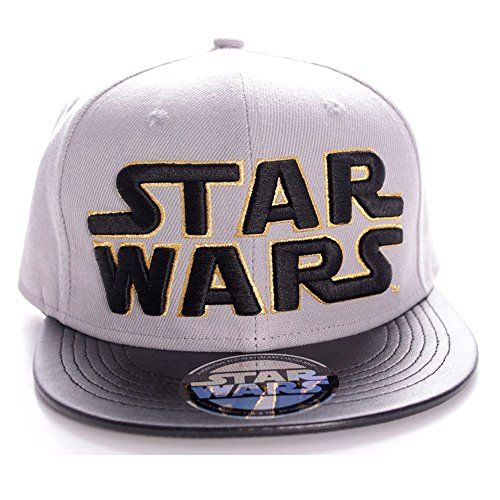 Star Wars-Mütze Baseball Black Yellow Logo