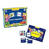 Tedcotoys Fruits & Vegetables Kids Educational Science Activity Kit