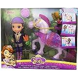 Princesa Sofía - Muñeca y Minimus, vuelo mágico (Mattel CKH33)