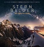 Sternbilder: Die Alpen bei Nacht