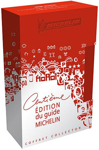 Le Guide Rouge France 2009 : Coffret collector avec les 3 étoiles du guide Michelin (Ancienne Edition)
