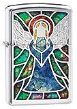 Zippo 15298 Feuerzeug Angel II, Choice Collection 2015 / 2016, High Polish chrome, Fusion