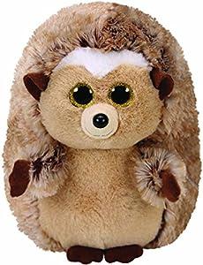 TY 96335TY - Igel Braun Beanie Babies Ida Peluche erizo, 23 cm, marron, 1 unidad