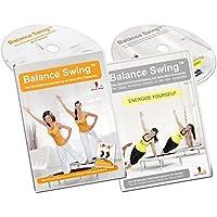 Balance Swing Fitness DVD Bundle: Training auf dem Mini-Trampolin