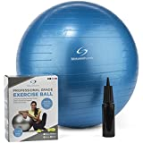 There are so many benefits to be obtained from using a good quality exercise ball and they apply to everyone too, not just the gym rats amongst us!   Here are just a few of them    Increase Strength and Muscle Tone  - Training abs might be one of th...