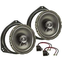tomzz Audio 4039 – 000 altavoz Set de instalación para Opel Corsa B y C,