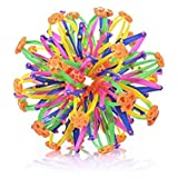 Best Place 4 You Multi Colors Plastic Expanding Magic Ball Enlarge Ball Kids Toy