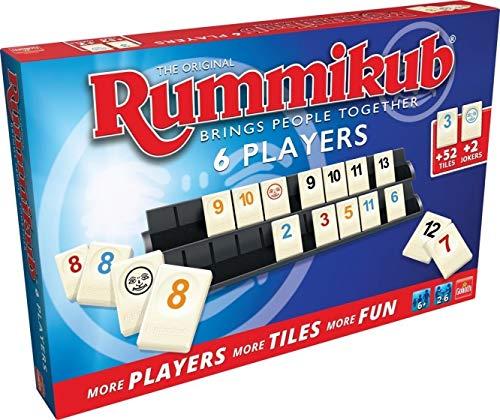 Rummikub Original 6 Jugadores Goliath 50412