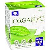 Organyc - Compresas de noche con alas - 100% Algodón Biológico - 4 x 10