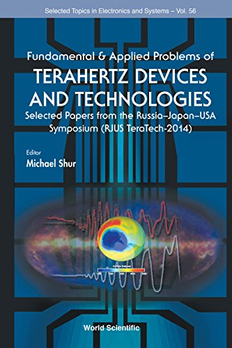 Fundamental & Applied Problems of Terahertz Devices and Technologies:Selected Papers from the Russia-Japan-USA Symposium (RJUS TeraTech-2014) (Selected ... and Systems Book 56) (English Edition) Sensor Emitter