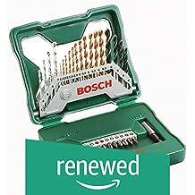 (Renewed) Bosch X30Ti Drill Bit and Driver Bit Set (30-Pieces)