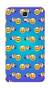 MTV Gone Case Mobile Cover for Samsung Galaxy Note 3 Neo