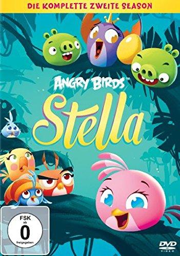 Angry Birds: Stella - Die komplette zweite Season Angry Birds-der Film