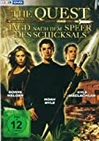 The Quest - Die Spielfilm Trilogie [3 DVDs] - David J. Siegel