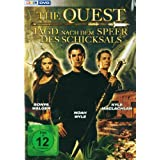 The Quest - Die Spielfilm Trilogie [3 DVDs]