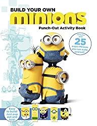 Minions: Build Your Own Minions Punch-Out Activity Book by Brandon T. Snider (2015-09-15)