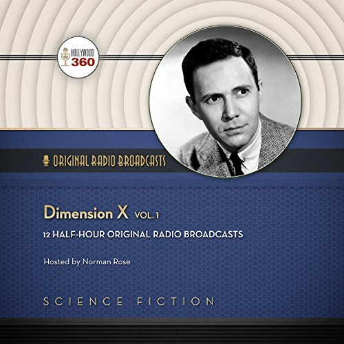 Dimension X, Vol. 1  Audiolibri
