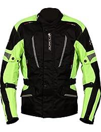 Buffalo Cyclone giacca BJCYCL832x  giallo Black/Neon XXXL