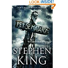 Pet Sematary: King's #1 bestseller – soon to be a major motion picture
